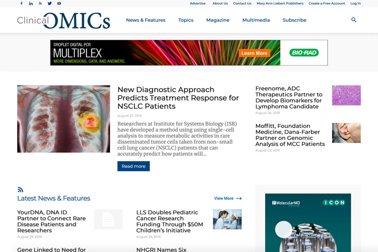 Clinical OMICs