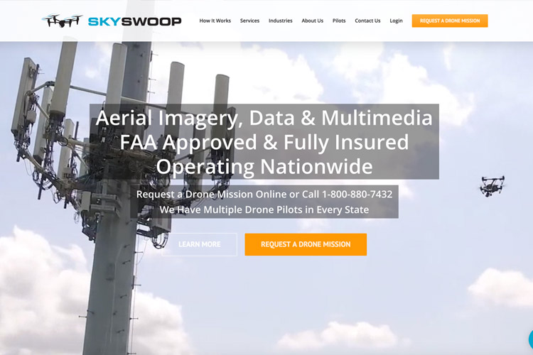 Skyswoop Website